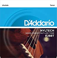D'Addario EJ88T Pro-Arté Nyltech テナー EJ-88T (Aquila社共同開発) ダダリオ ウクレレ弦 【国内正規品】