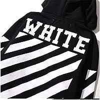 Off White Hoodie Virgil Abloh Pyrex Vision Street Wear Jumper Sweatshirt Costume