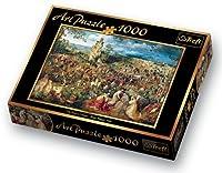 Trefl Brueghel行列へのキャバレー1000ピースジグソーパズル