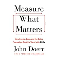 MEASURE WHAT MATTERS (MR-EXP)