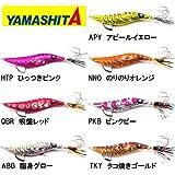 ヤマシタ(YAMASHITA) タコじゃらし 3.5号 HTP ひっつきピンク
