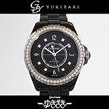シャネル シャネル CHANEL J12 H3109 ブラック文字盤 メンズ 腕時計 【中古】