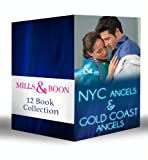 NYC Angels & Gold Coast Angels Collection (Mills & Boon e-Book Collections)