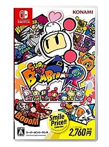 スーパーボンバーマン R スマイル プライス コレクション - Switch
