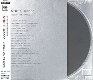 SHIFT second-NISSAN CM TRACKS-
