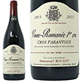 ヴォーヌ ロマネ プルミエ クリュ クロ パラントゥー 2015 エマニュエル ルジェ 赤ワイン 辛口 750ml