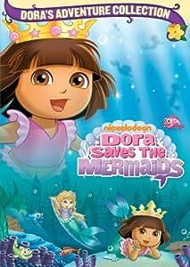 Dora Saves the Mermaids / [DVD] [Import]