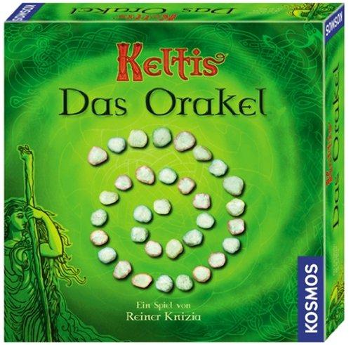 ケルトタイル (Keltis - der Weg der Steine: - Das Orakel) ボードゲーム