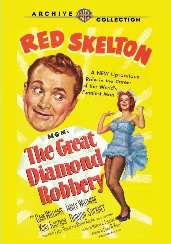 The Great Diamond Robbery by Red Skelton