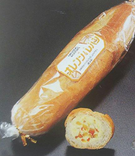 オードブル オレンジ&レパン(レザンアルメット)1本(L26�pW6.5�pH4.5�p)解凍後お好みの大きさにカットしてお召し上がり頂けます。