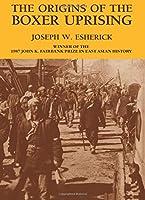 Origins of the Boxer Uprising