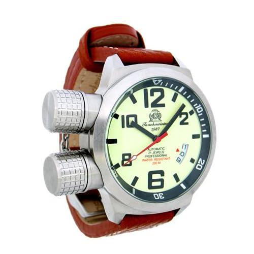 [トーチマイスター1937]Tauchmeister1937 腕時計 ドイツ製 2戦ドイツ海軍U-BOOT潜艦軍用復刻自動巻 T0109(並行輸入品)