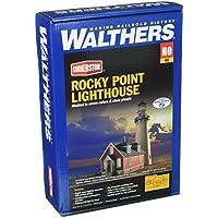 Walthers 933-3663 Ho Rocky Point Lighthouse Kit