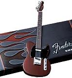 【並行輸入品】Axe Heaven Fender フェンダー テレキャスター ローズウッド ミニチュアギター レプリカ (模型) FT-004