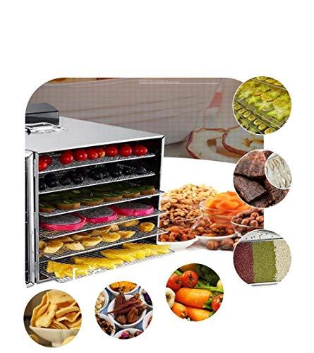 食品乾燥機 6層 フードディハイドレーター ドライフルーツ ...