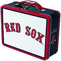 [ティンボックス]The Tin Box Company Boston Red Sox Large Carry All Tin 217607-12 [並行輸入品]