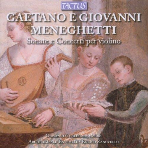 Sonate e Concerti per violino