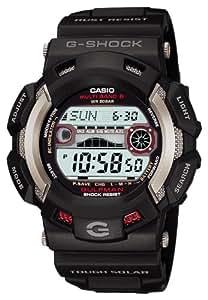 [カシオ]CASIO 腕時計 G-SHOCK ジーショック GULFMAN ガルフマン タフソーラー 電波時計 MULTIBAND6 GW-9110-1JF メンズ