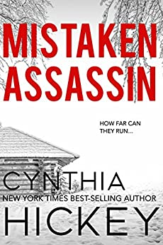 MISTAKEN ASSASSIN : Clean romantic suspense (Overcoming Evil Book 1) by [Hickey, Cynthia]