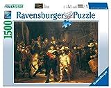 1500ピース ジグソーパズル  レンブラント 夜警 Rembrandt: Die Nachtwache  (80 x 60 cm)