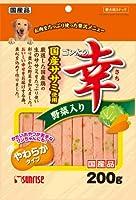 ゴン太の幸 野菜入り 200g