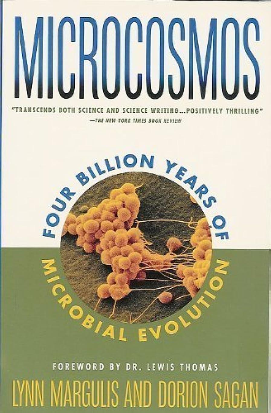 カセットゴージャス特にMicrocosmos: Four Billion Years of Evolution from Our Microbial Ancestors