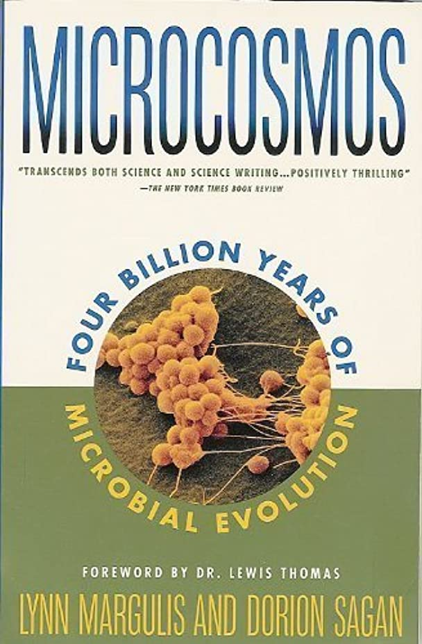 会社震え架空のMicrocosmos: Four Billion Years of Evolution from Our Microbial Ancestors