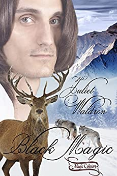 Black Magic (Magic Colours Book 2) by [Waldron, Juliet]