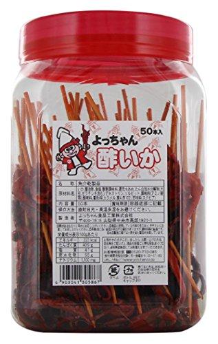 よっちゃん よっちゃん酢いか50本入 50本