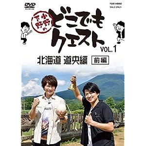 小野下野のどこでもクエスト VOL.1 [DVD]