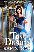 Ten Little Demons (The Kat Lightfoot Mysteries)