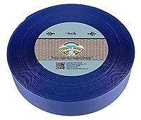 国Brook Designâ 2インチロイヤルブルーVELCROÂスタイルSew Onフックのみ 50 Yards ブルー H-ROY-2-50