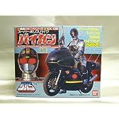 機動刑事ジバン~ スーパーポリスバイク 「バイカン」
