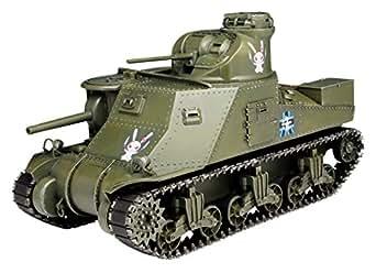 プラッツ ガールズ&パンツァー劇場版 M3中戦車リー ウサギさんチーム 劇場版です! オリーブドラブ Ver. 1/35スケール 全長約160mm プラモデル GP-33