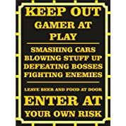 P4152ゲームで遊ぶビールとドアの食べ物あなた自身の危険な状態で新しいファニーファンシーのポスターに入る