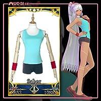 Fate/Grand Order アルテラ,エッツェル コスプレ衣装+首輪.(輪になった)+ 腕輪