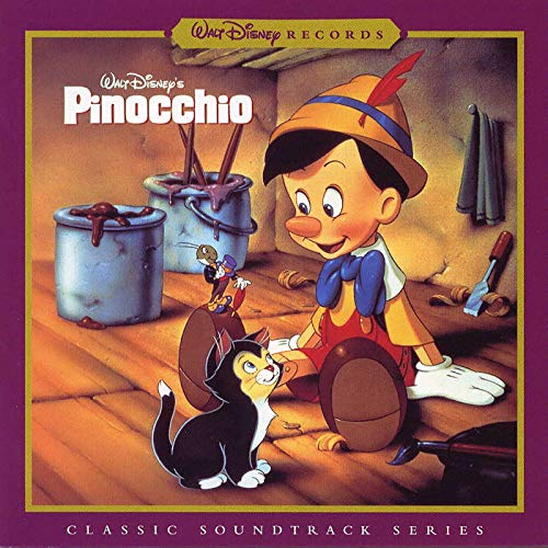 Pinocchio (Original Motion Pic...