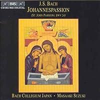 J・S・バッハ:ヨハネ受難曲 (2CD)