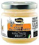 Mielizia(ミエリツィア) イタリア産オレンジの有機ハチミツ(純粋) 110g