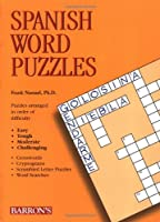 Spanish Word Puzzles (Foreign Language Word Puzzles)