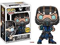 Pop! Games: Mortal Kombat - Sub-Zero (Chase) (製造元:Funko) [並行輸入品]