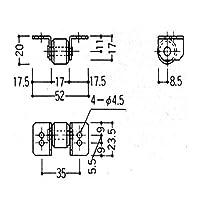 ガイドローラー(HH-K-10639) [YS」シルバー