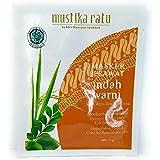 Mustika Ratu マスカーインダwarniアンチアクネマスク、15グラム(10パック)