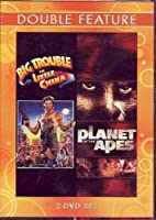 Double Feature: Big Trouble in Little China & Planet of the Apes [並行輸入品]