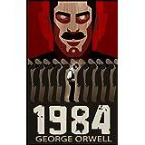1984: NINETEEN EIGHTY FOUR (English Edition)