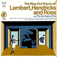 The Way-Out Voices Of Lambert, Hendricks And Ross(JAZZ ODYSSEY,REISSUE,32160292)[Lambert, Hendricks & Ross][LP盤]