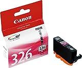 Canon 純正 インクカートリッジ BCI-326 マゼンダ BCI-326M