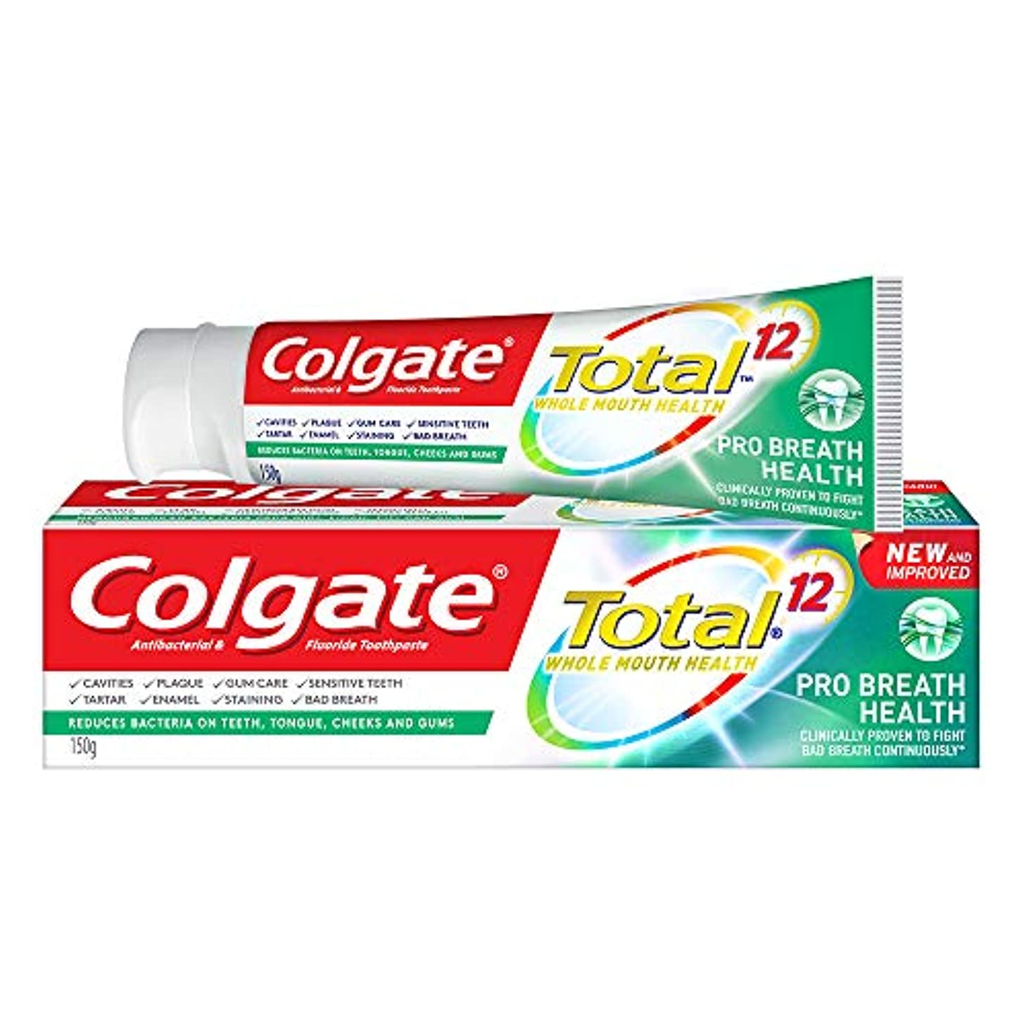 運賃アベニュー論理的にコルゲート Colgate PRO BREATH HEALTH 150g