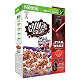 NESTLÉ COOKIE CRISP Cereal (330g) Star Wars Promo,