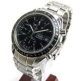 [オメガ]OMEGA 腕時計 3210-50 スピードマスターデイト 黒文字盤 BOX メンズ 中古